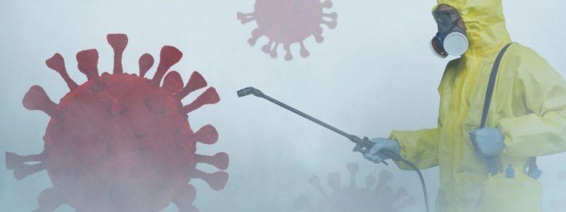 desinfektion og luftrensning